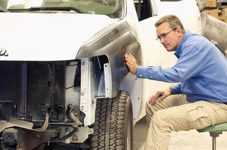auto body shops in Wilmington, MA